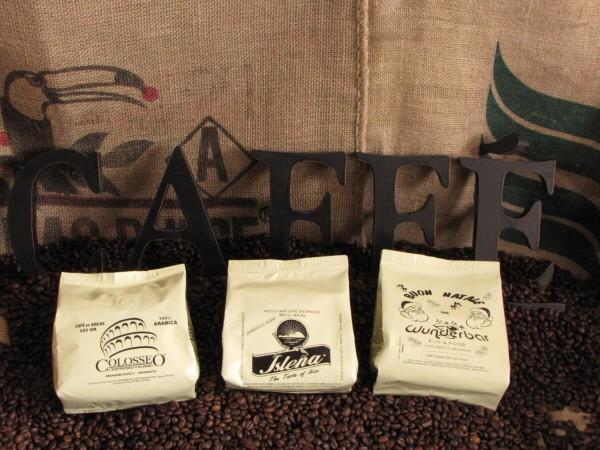 Packaging caffè personalizzato 1